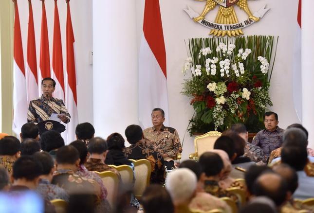 WTP Saja Tidak Cukup, Presiden Jokowi: Harus Dipastikan Tidak Ada Uang Rakyat Yang Dikorupsi