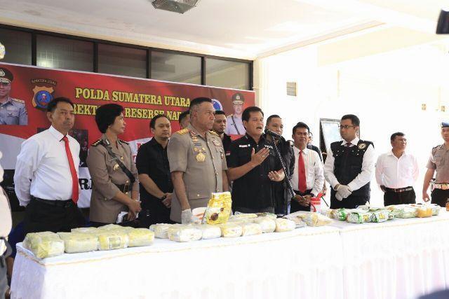 Terkait Penangkapan Kapolsek di Nias Selatan dan Oknum Polres Tanjungbalai, Keduanya Berteman dengan Bandar Narkoba