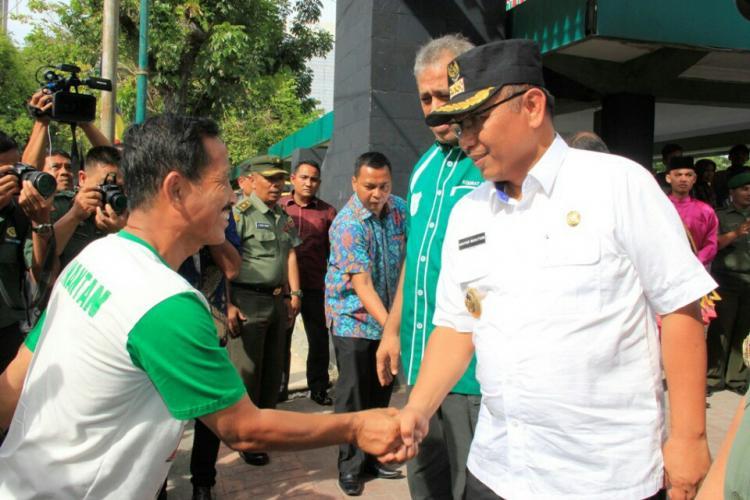 Pemko Medan Apresiasi Keberhasilan PSMS Berlaga di Liga I Indonesia