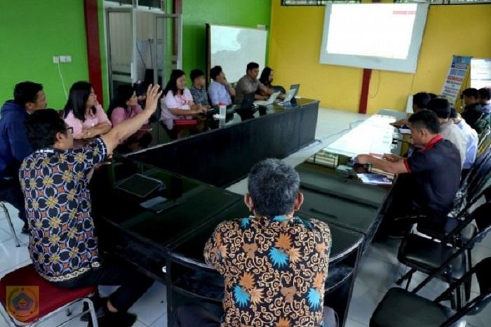 Diskominfo Pakpakbharat Launching 3 Aplikasi Pelayanan Publik