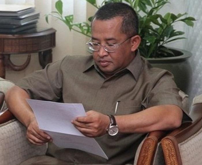 Mantan Bupati Tapteng Kembali Terjerat Laporan Penipuan, Sukran Diamankan Polisi