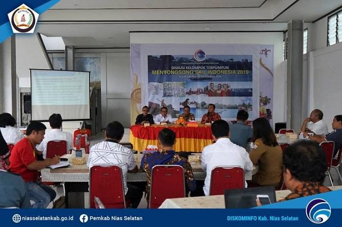 Sail indonesia 2019 Diselenggarakan di Kepulauan Nias
