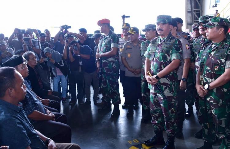 Panglima TNI: Korban Penembakan KKB adalah Pahlawan Pembangunan Papua