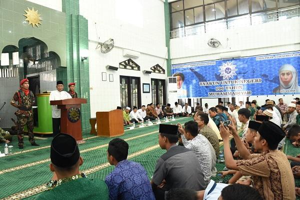 Bupati Deli Serdang Terima Penghargaan dari Muhammadiyah