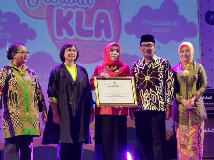 Inovasi Mesrah Bertuah Deli Serdang Diapresiasi Kementerian Pemberdayaan Perempuan dan Perlindungan Anak