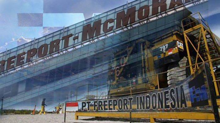 Sah Jadi Milik Inalum, Kontrak Karya PT Freeport Berubah Jadi IUPK