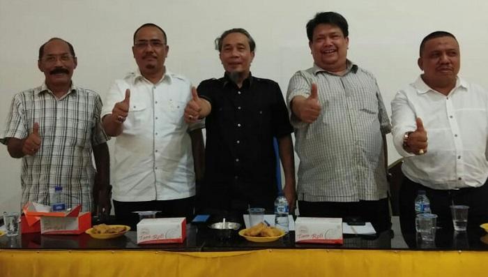 Golkar Sumut Targetkan Sumbang 1,2 Juta Suara untuk Jokowi