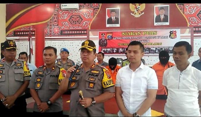 Polres Belawan Berhasil Bongkar Kasus Penculikan di Hamparan Perak Kurang dari 24 Jam
