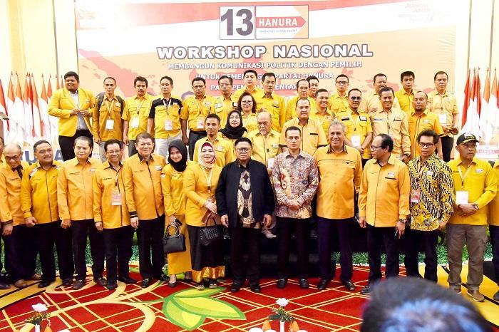 Wagubsu Ajak Parpol Jaga Kondusifitas Jelang Pemilu 2019