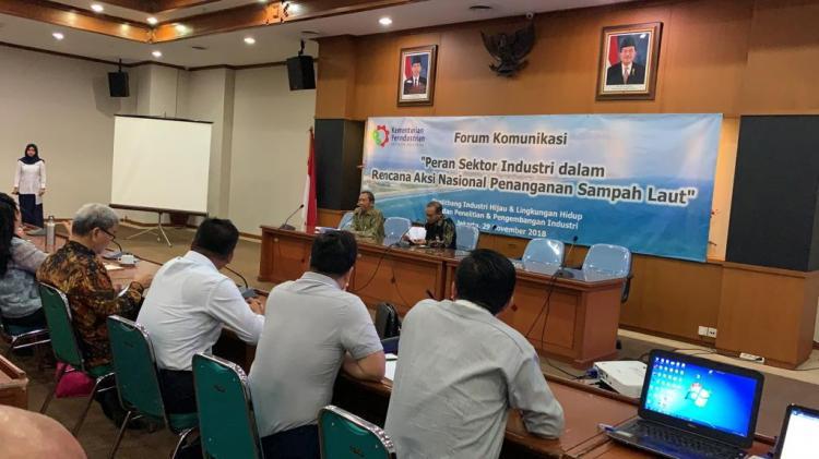 Kemenperin: Sampah Plastik Menjadi Persoalan Serius di Indonesia