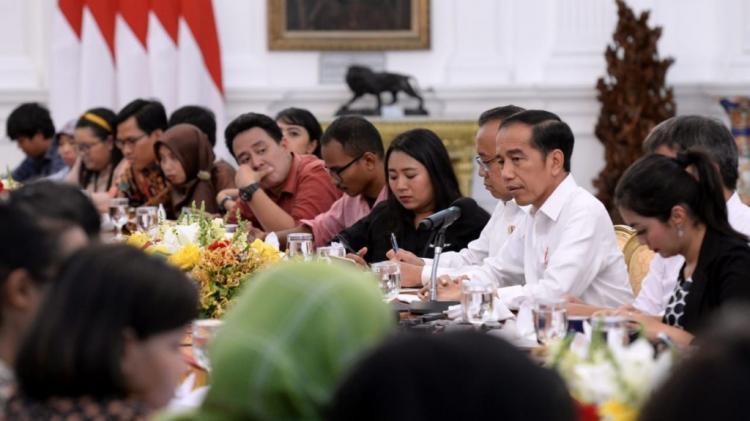Soal Pemangkasan Eselon 3 dan 4, Presiden Jokowi: Pemerintah Butuh Kecepatan Bekerja