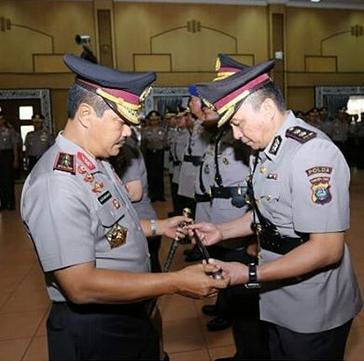 Sertijab Pejabat Utama Polda Sumut Dipimpin Kapoldasu