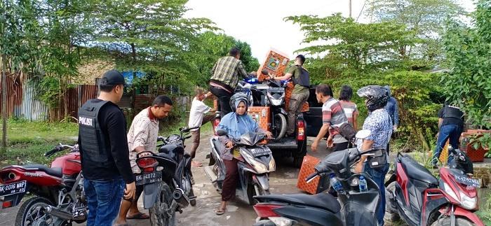 Informasi GKN Bocor, Pengedar Sabu Kabur dari Jermal 15 Ujung