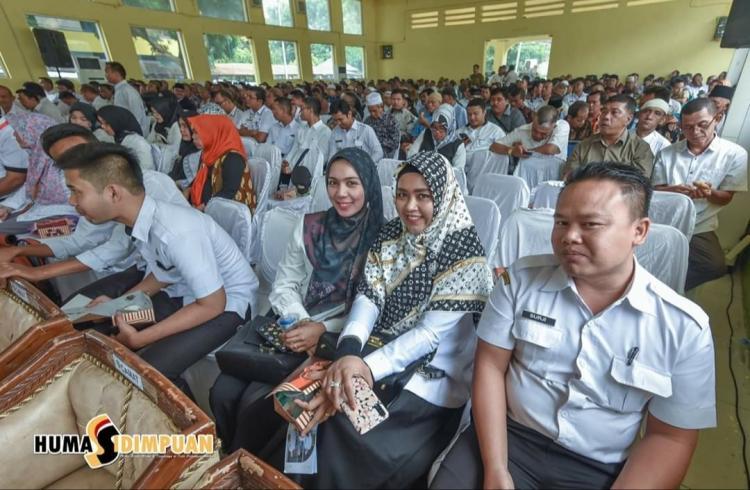 Pemko Padangsidimpuan Laksanakan Rapat Koordinasi