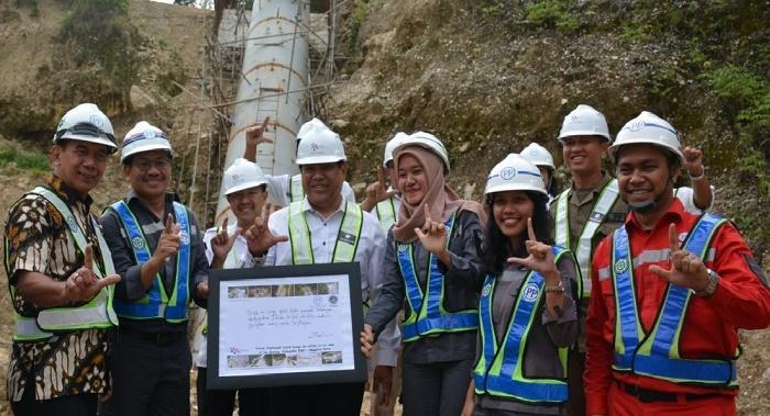 Pembangunan PLTA Lau Gunung Tanah Pinem di Dairi Diprediksi Beroperasi pada Juli 2020