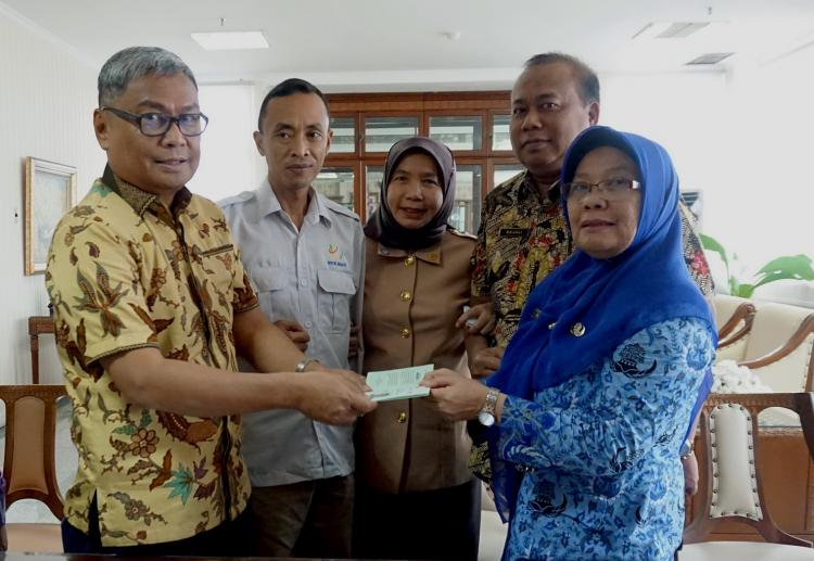 Pemprov Sumut Terima Korban Human Trafficking dari KJRI Kuching