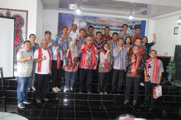 HUT ke-21 Tahun 2020, Kabupaten Toba Samosir Akan Berubah Nama