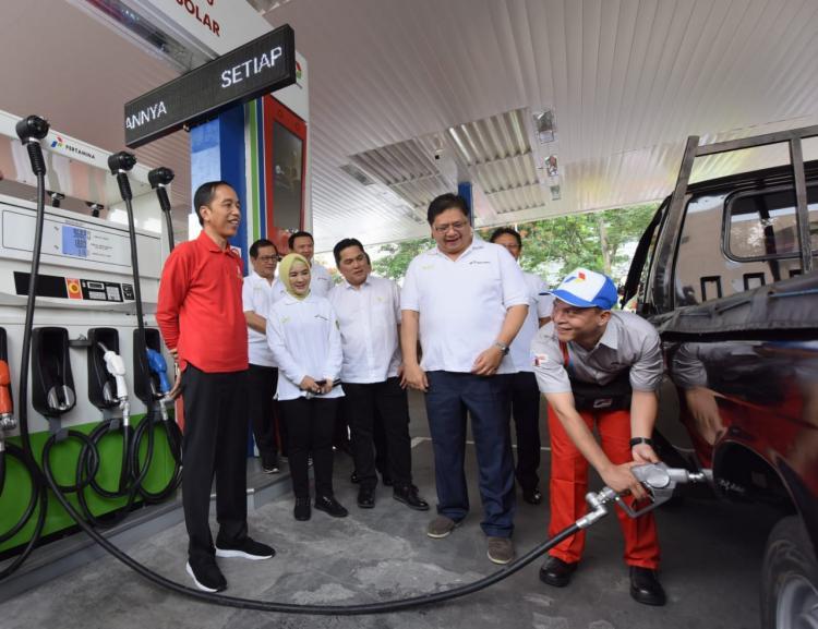 Percepat Implementasi Biodiesel, Presiden Jokowi: Agar Tidak Mudah Kita Ditekan-Tekan