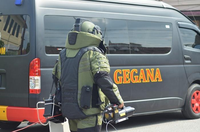 Bikin Geger, Pria di Tebing Tinggi Sebut Ranselnya Berisi Bom