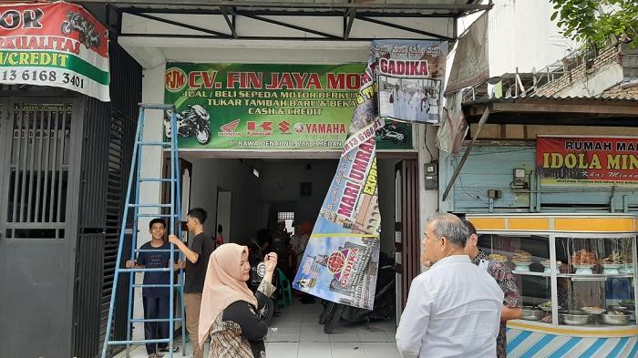 Satgas Sidak Travel Umroh Tak Berizin di Kota Medan