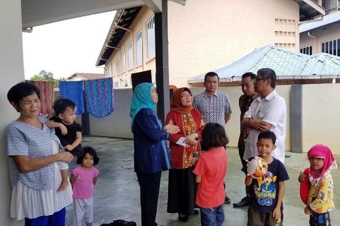 Mida Situmorang dan Keluarganya Terlantar di Hutan di Malaysia, Gubernur Perintahkan Tim Pemprov Menjemput