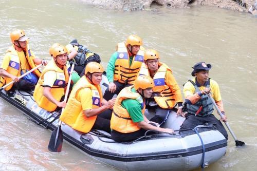 Pemko Medan Sambut Baik Kegiatan Susur Sungai Deli
