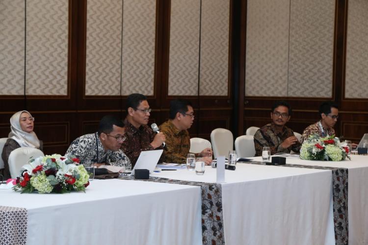 Kejar Target EODB, BKPM Gelar Rapat Koordinasi Lintas Kementerian
