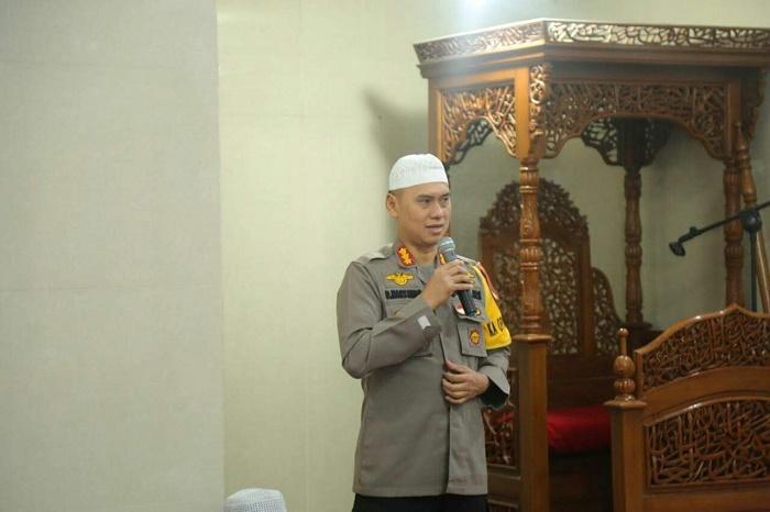 Kapolrestabes Medan: Kepolisan Siap Siaga Pengamanan Natal dan Tahun 2020
