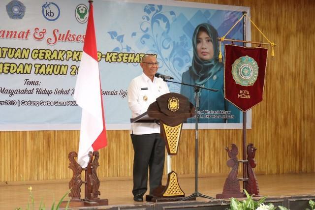 Plt Walikota Medan: Seluruh Kerja Pemko Untuk Tingkatkan Indeks Kebahagiaan Masyarakat