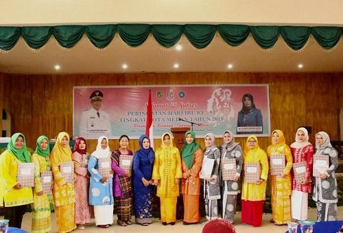 Plt Wali Kota Medan Ajak Perempuan Aktif Terlibat dalam Pembangunan Nasional