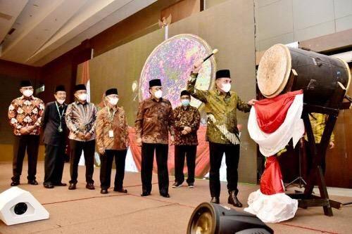 Plt Walikota Medan Hadiri Pembukaan Musda IX MUI Sumut