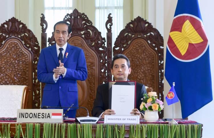 Mendag: Implementasi RCEP Permudah Pelaku Usaha Indonesia untuk Ekspor