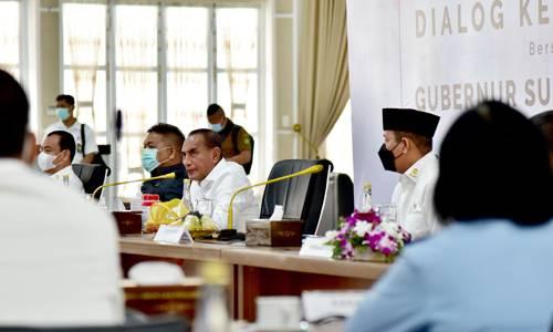 Dialog Bersama Kepala BNPT Edy Rahmayadi: Implementasikan Konsensus
