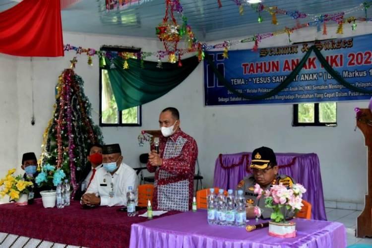 Warga Kabupaten Batubara Diimbau Tak Rayakan Selebrasi Tahun Baru, Cegah Klaster Covid-19