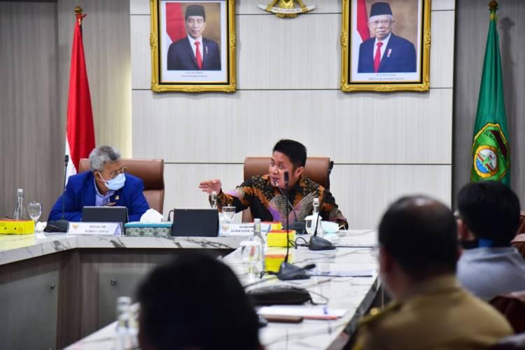 Komisi II DPR RI Apresiasi Penyelenggaraan Pilkada Serentak di Sumsel