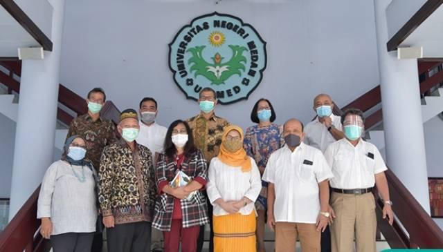 Tindak Lanjuti Program Kampus Merdeka, USI Siantar Jalin Kerjasama dengan Unimed