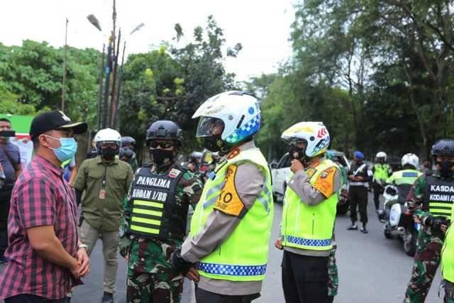 Kapolda Sumut Himbau Warga di Medan Tidak Konvoi Rayakan Hasil Hitung Cepat Pilkada Serentak