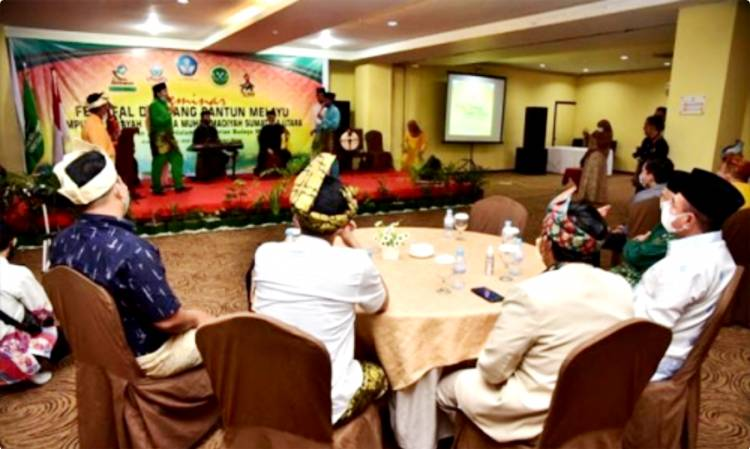 PWPM Sumut Gelar Festival Dendang Pantun Melayu, Gubernur Edy Rahmayadi Ajak Generasi Muda Hidupkan Kebudayaan Lokal