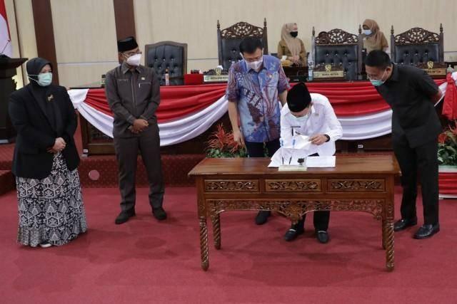 Pemko dan DPRD Kota Medan Setujui Ranperda Tentang Penyelenggaraan Kearsipan
