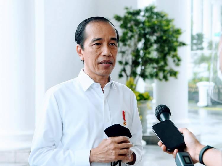 Ada Lagi Menteri Jadi Tersangka KPK, Presiden Jokowi: Saya Tidak Akan Melindungi yang Terlibat Korupsi