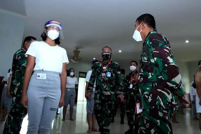 Kasum TNI Pimpin Sidang Pantukhir Perwira Prajurit Karier Tahun 2020