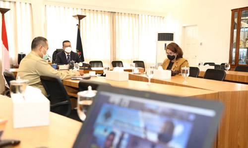 Pulihkan Pariwisata Sumut, Wakil Gubernur Harap PHRI Bersinergi dengan Pemprov Sumut