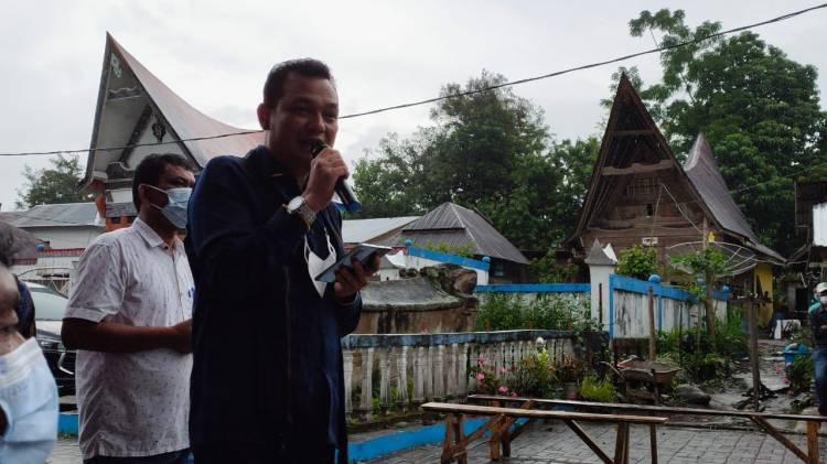 DPP Nasdem : Masyarakat Samosir Ingin Perubahan