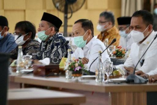 Cegah Paham Radikal dan Terorisme, Pjs Wali Kota Medan Ikuti Dialog Koordinasi BNPT Sumut