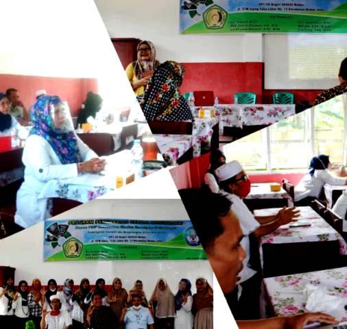 Dosen PGSD UMN Al Washliyah Gelar Workshop Asesmen Alternatif Berbasis Budaya di SD Negeri 064034 Medan