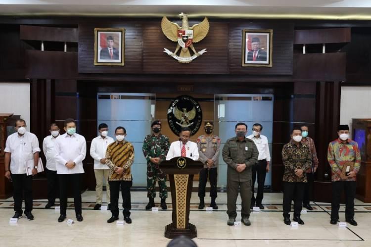FPI Resmi Dibubarkan di Indonesia, Dilarang Menggelar Kegiatan Hingga Penggunaan Simbol/Atribut