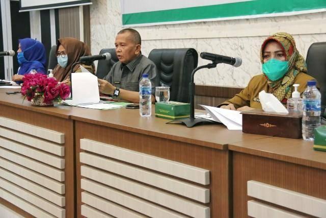 Pemerintah Kota Medan Gelar Rapat Penyusunan Profil Analisis Gender Tahun 2020