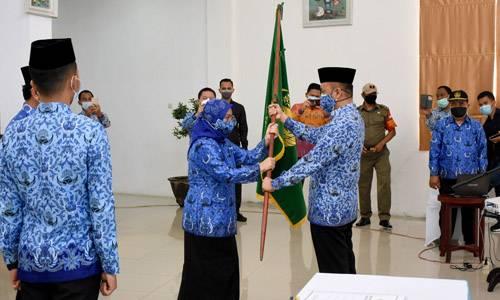 Zudan Arif Kukuhkan Sabrina sebagai Ketua Korpri Sumut 2019-2024