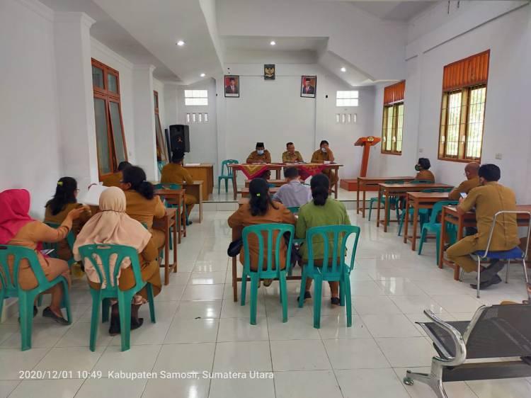 Sukseskan Peringatan Hari Jadi ke-75, Kankemenag Samosir Himbau Jauhi Kegiatan Mengundang Kerumunan