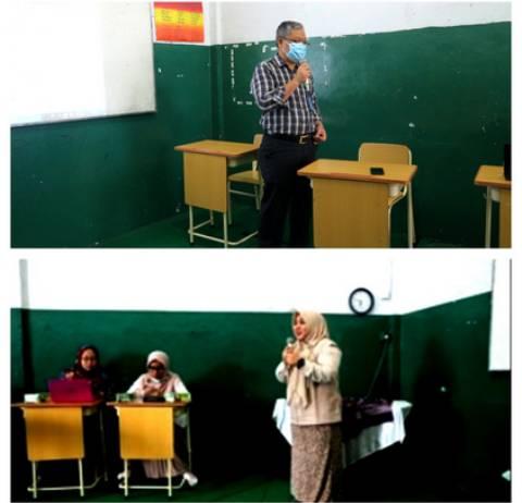Dampingi Guru Kreatif dan Mandiri, Dr Firmansyah MSi Pimpin Pengabdian Pendidikan Vokasi di SMK SWASTA Al Washliyah 3 Medan